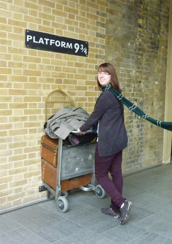 Auf den Spuren von Harry Potter in London - London.de